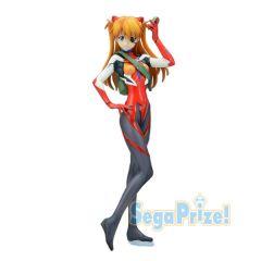 Evangelion Shin Gekijouban - Souryuu Asuka Langley - PM Figuur- Ver.1.5