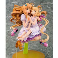THE IDOLM@STER CINDERELLA GIRLS - Kirari Moroboshi & Anzu Futaba PVC Figure