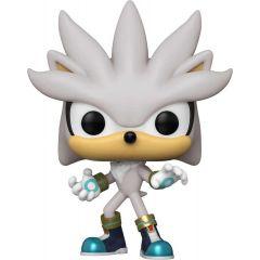 Silver the Hedgehog - Funko Pop! - Sonic