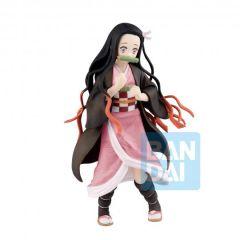 Demon Slayer Kimetsu no Yaiba Ichibansho PVC Statue Nezuko Kamado (Mugen Train) 17 cm