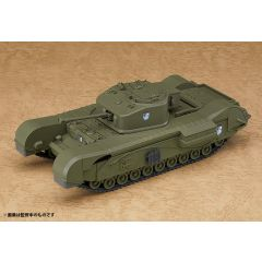 Nendoroid More Churchill Mk. VII