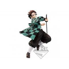 Demon Slayer Kimetsu no Yaiba Ichibansho PVC Statue Tanjiro Kamado (Mugen Train) 18 cm