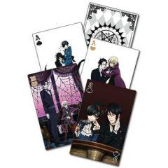 Black Butler Speelkaarten