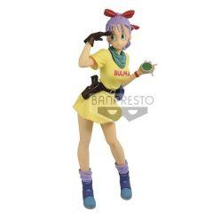 Dragon Ball - Bulma - Glitter & Glamours - III PVC Figuur (B)