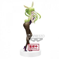 Code Geass - Hangyaku no Lelouch - C.C. - Espresto - Bunny girl ver.