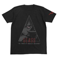 Code Geass T-shirt: Geass