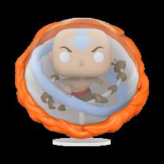 Avatar Oversized POP! Animation Vinyl Figuur Aang All Elements 15 cm