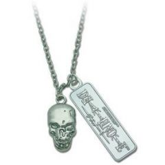 Death Note Skull Ketting
