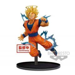 Dragon Ball Z Dokkan Battle - Son Goku SSJ2 PVC Figuur