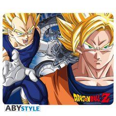 Goku & Vegeta Muismat
