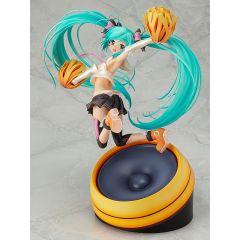 Character Vocal Series 01 Hatsune Miku 1/8 Scale Pre-Painted PVC Figure: Hatsune Miku Cheerful Ver.