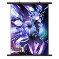 Hyperdimension Neptunia Wallscroll 01