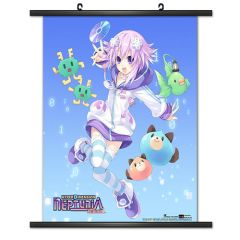 Hyperdimension Neptunia Wallscroll 06