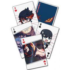 Kill la Kill Speelkaarten