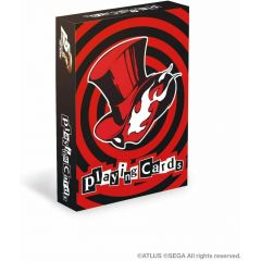 Persona 5 The Royal Playing Cards Japan Limited Atlus SEGA