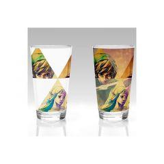 Hyrule Colour Change Glas 450 ml