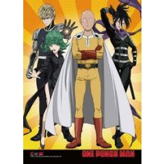One-Punch Man - Group 1 Wall Scroll