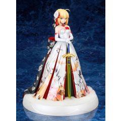 Fate/Stay Night Statue 1/7 Saber Kimono Dress Ver. 25 cm