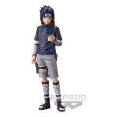 Naruto Shippuden Grandista nero PVC Statue Uchiha Sasuke #2 24 cm