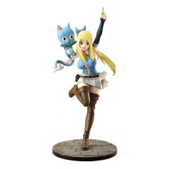 Fairy Tail Final Season PVC Statue 1/8 Lucy Heartfilia 23 cm
