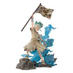 Dr. Stone FiguartsZERO PVC Statue Ishigami Senku 29 cm