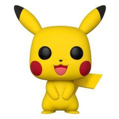 Pokemon Super Sized POP! Games Vinyl Figuur Pikachu 25 cm