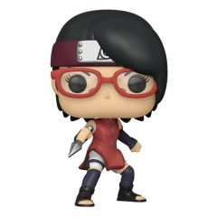Boruto: Naruto Next Generations POP! Animation Vinyl Figure Sarada Uchiha 9 cm