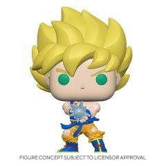 Funko Pop! Dragonball Z - SS Goku w/ Kamehameha Wave