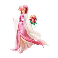 My Teen Romantic Comedy SNAFU Climax PVC Statue 1/7 Yui Yuigahama - Shiromuku - 24 cm