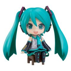 Character Vocal Series 01 Nendoroid Swacchao! PVC Figure Hatsune Miku 9 cm