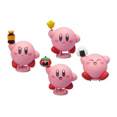 Kirby Corocoroid Buildable Collectible Figures 6 cm Series 1 Assortment (6)