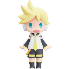 Character Vocal Series 02: Kagamine Rin/Len HELLO! GOOD SMILE Action Figure Kagamine Len 10 cm