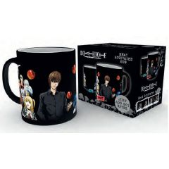 Death Note Heat Change Mug Group