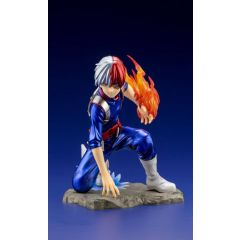 My Hero Academia ARTFXJ Statue 1/8 Shoto Todoroki Limited Edition 16 cm
