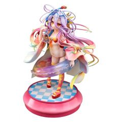 No Game No Life PVC Statue 1/7 Shiro Summer Season Ver. 19 cm