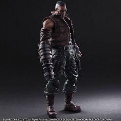 Final Fantasy VII Remake Play Arts Kai Action Figure No. 2 Barret Wallace 30 cm