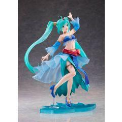 Vocaloid PVC Princess AMP Statue Hatsune Miku Arabian Ver. 18 cm