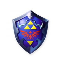 The Legend of Zelda - Hylian Shield Magneet
