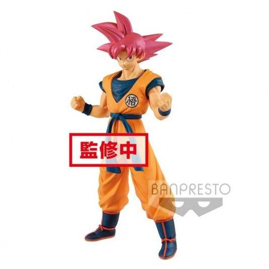 Dragon Ball Super Broly - Son Goku SSJ God - Chokoku Buyuden