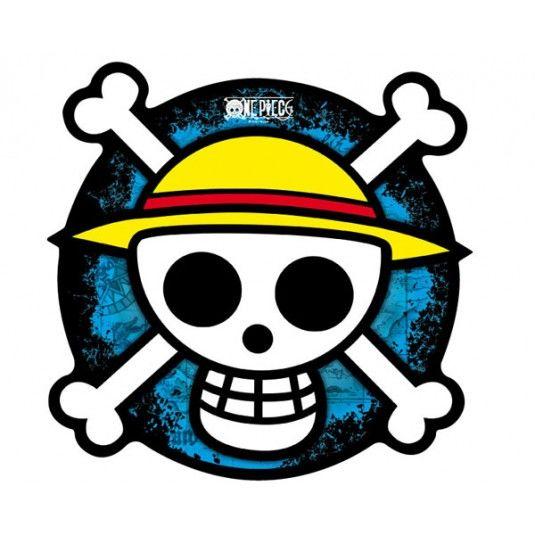 Straw Hat Pirates Muismat