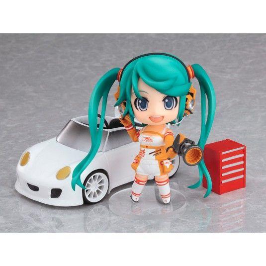Nendoroid: Racing Miku 2010 Ver. Returns