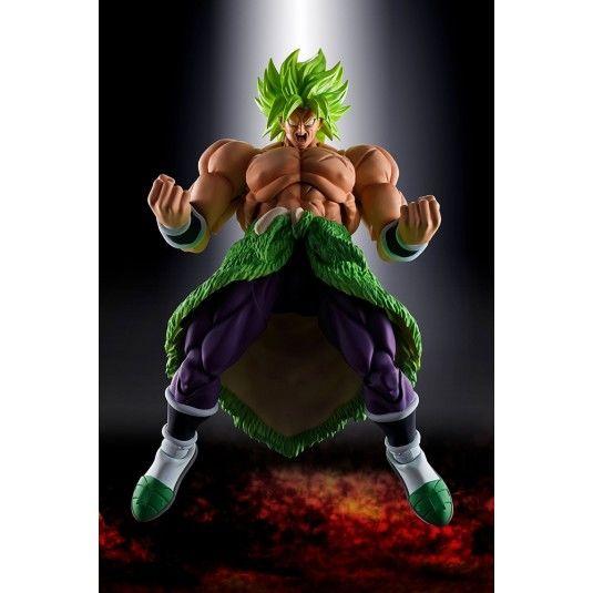 S.H. Figuarts Action Figure Super Saiyan Broly Full Power