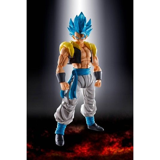 S.H. Figuarts Action Figure Super Saiyan God Super Saiyan Gogeta