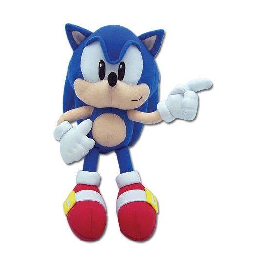 Sonic Classic: Sonic knuffel