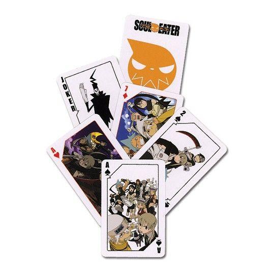 Soul Eater Speelkaarten