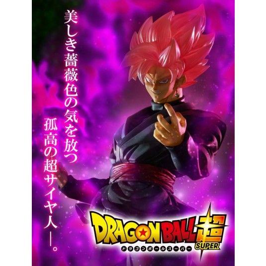 Super Saiyan Rosé Black Goku - Gigantic Series