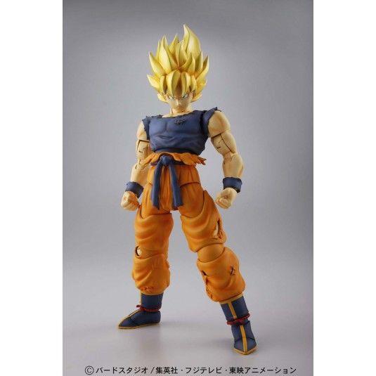 Figure Rise Son Goku Super Saiyan Model Kit