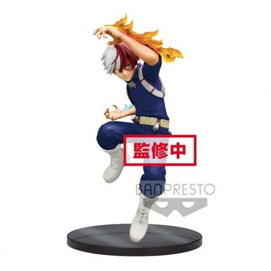 Boku no Hero Academia - Todoroki Shouto - The Amazing Heroes Vol