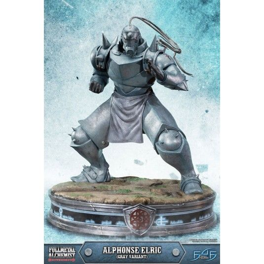 Fullmetal Alchemist Brotherhood Statue Alphonse Elric 55cm