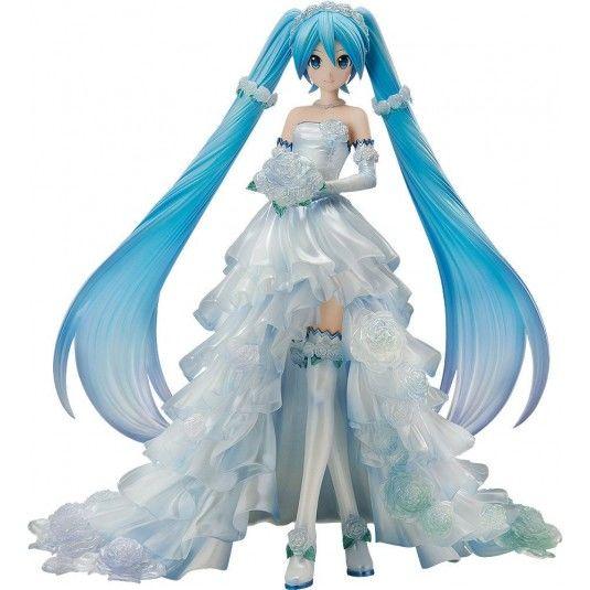 Character Vocal Series 01 Statue 1/7 Hatsune Miku Wedding Dress